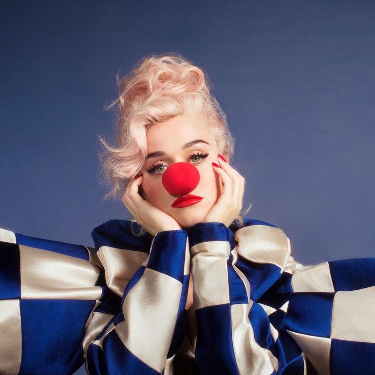 """""""Smile"""" se titula el nuevo sencillo de Katy Perry, que dará nombre a su próximo álbum."""
