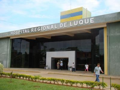 La mujer llegó sin signos de vida en el Hospital de Luque.