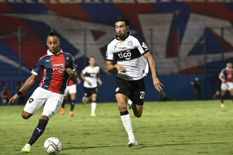 Cerro Porteño y Olimpia están de manera momentánea en la cima del campeonato