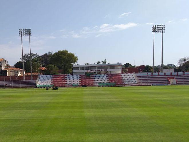 Los Jardines del Kelito, River Plate.