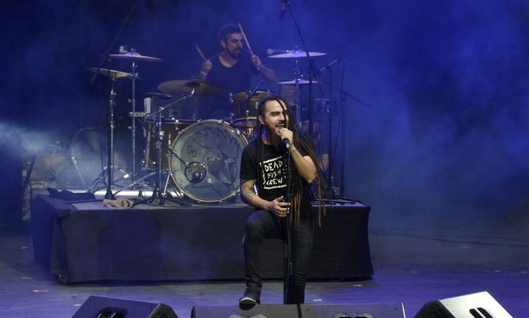 El grupo de rock Flou encabezará la edición esteña del festival Reciclarte.
