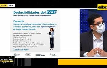 Las deducibilidades del IVA, servicios personales y profesionales independientes