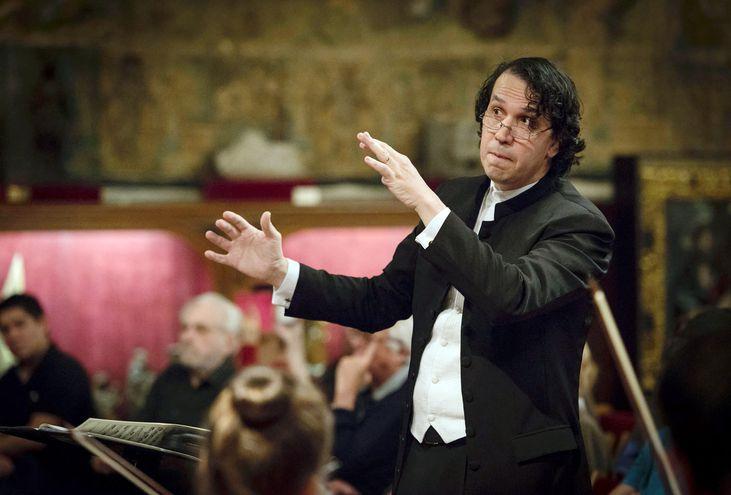 Diego Sánchez Haase estrenará este sábado una obra en Italia, en el marco de un importante festival de música de cámara.