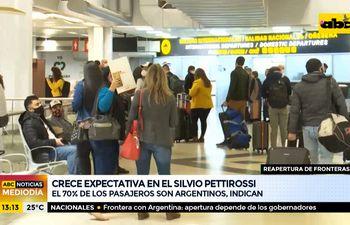 Crece expectativa ante apertura de fronteras con Argentina