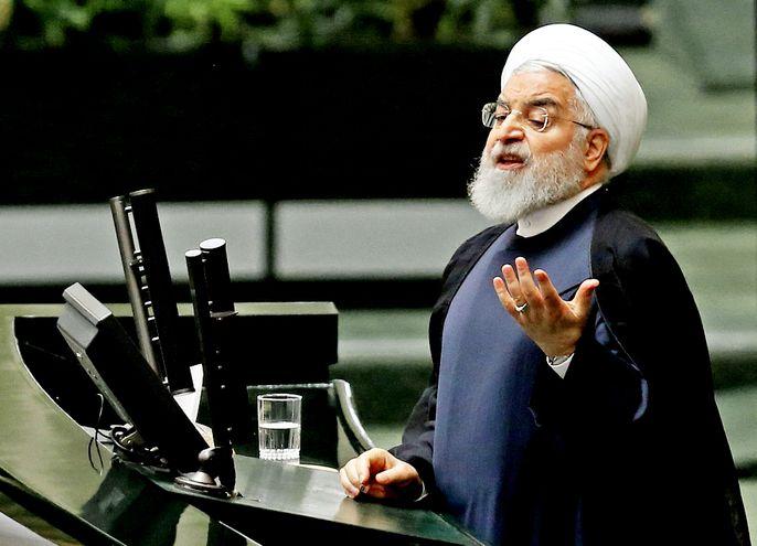 El presidente iraní, Hasan Rohani, advirtió que sumará más incumplimientos al acuerdo nuclear firmado en 2015.