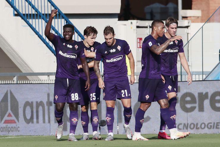 Fiorentina se despide con una victoria.
