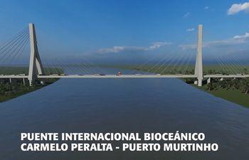 Proyecto del Puente Internacional Bioceánico.