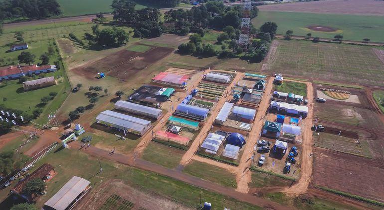La exposición conocida como Hortipar representa un espacio ideal para la demostración de tecnologías funcionales y adaptadas a las necesidades del productor hortícola.