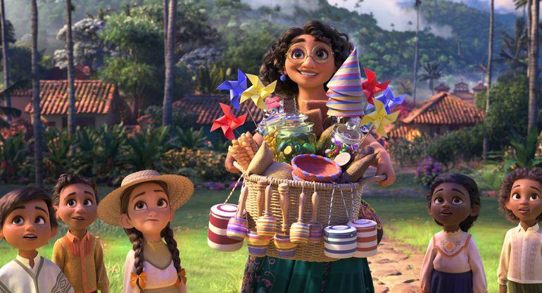 """""""Encanto"""" es la película número 60 de Walt Disney Animation Studios."""
