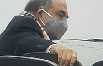 Médico procesado por presunta negligencia, Miguel Cabarcos Vieyto.