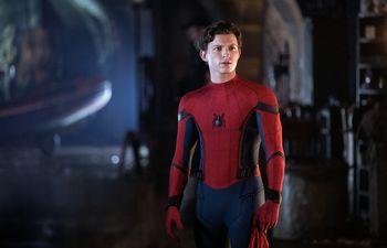 """Tom Holland en """"Spider-Man: Lejos de casa""""."""