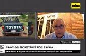 11 años del secuestro de Fidel Zavala