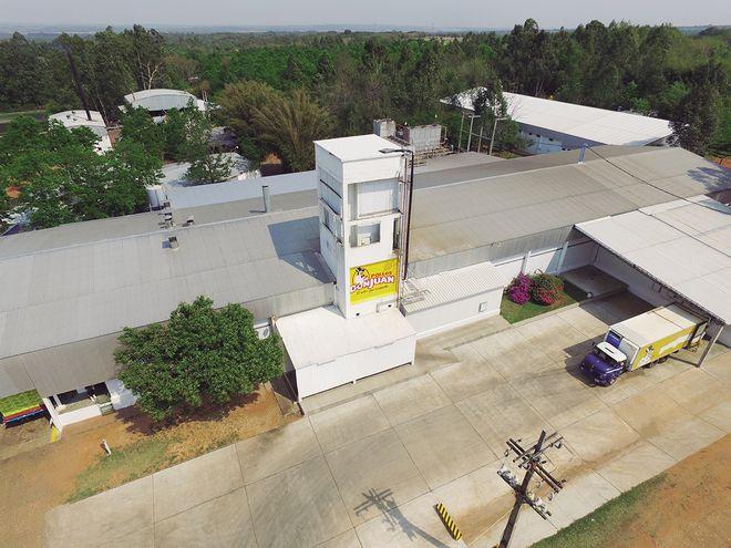 La planta industrial de Pollos Don Juan viene en constante crecimiento, tanto en producción como ventas.