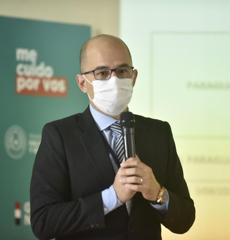 Dr. Héctor Castro, director del PAI
