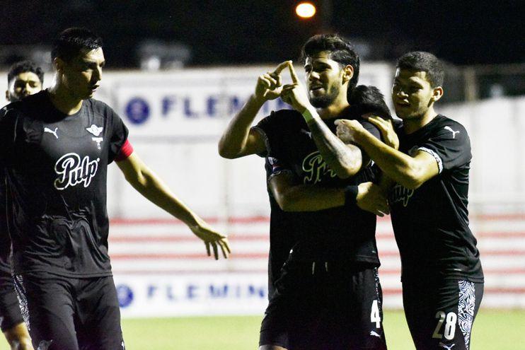 Libertad es el único puntero del campeonato tras derrotar a River Plate