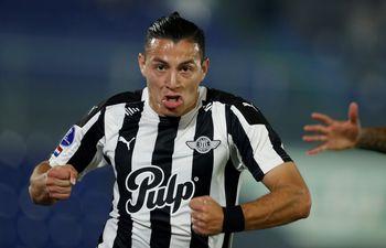 Ferreira hizo el solitario gol repollero en Asunción.
