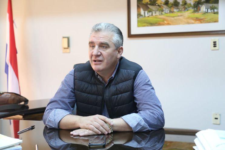 Enrique Bacchetta, presidente del JEM.