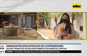 Siguen trabajos de reconocimiento de cuerpos de inmigrantes hallados en contenedor
