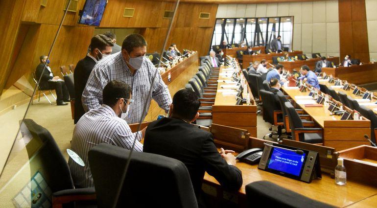 Los diputados sesionarán mañana de forma virtual y presencial. La mayoría lo hará de forma virtual, atendiendo a los casos que se registran en la Cámara Baja y la proliferación del covid-19.
