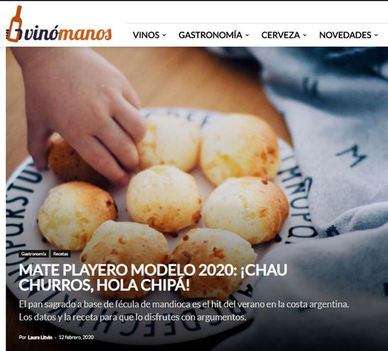 En la  web vinomanos.com se puede leer este reportaje escrito hace unos días.