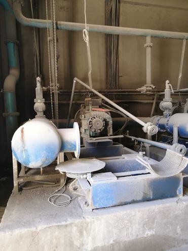 Funcionarios denunciaron en su momento que el molino viejo de la INC está desmenbrado. Su motos se envió a la planta de Vallemí, donde el motor del molino ya no funciona.