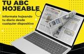 Suscribíte al Hojeable Digital en ediciones.abc.com.py