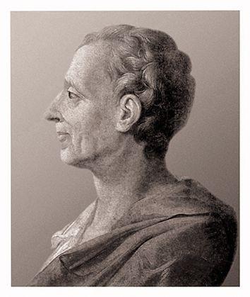 Montesquieu (1689-1755), escritor y político francés.