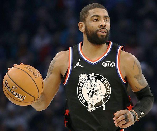 Irving apoyará a jugadoras de la WNBA. (AFP)