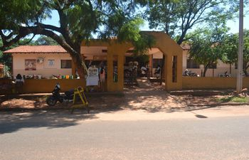 Hospital distrital de Caaguazú