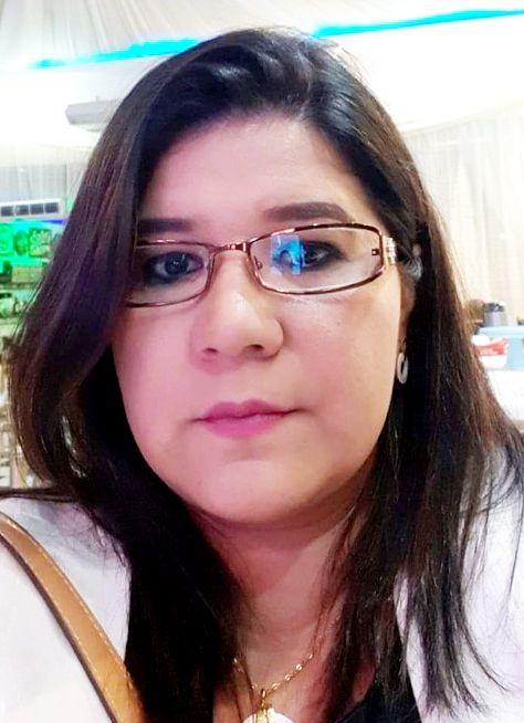 Diana Eveline Mereles Duarte, jueza asesinada.