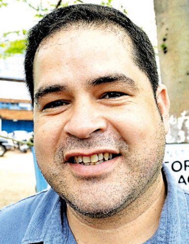 """Alejandro  """"Tati"""" Urbieta (PLRA), intendente  de Concepción. Imputado por  negarse a dar información oficial supuestamente."""