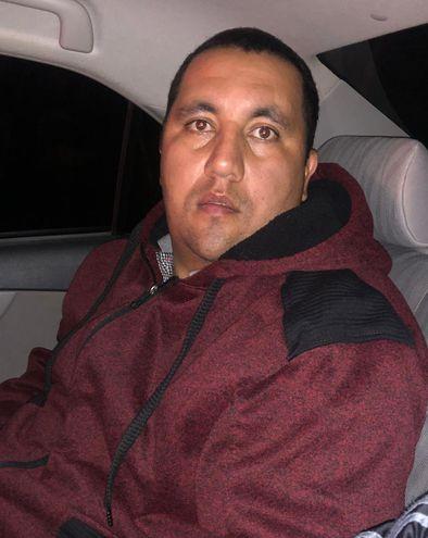 El suboficial Inspector de la Policía Nacional, Juan Angel Servian Gonzalez fue detenido por el asalto.