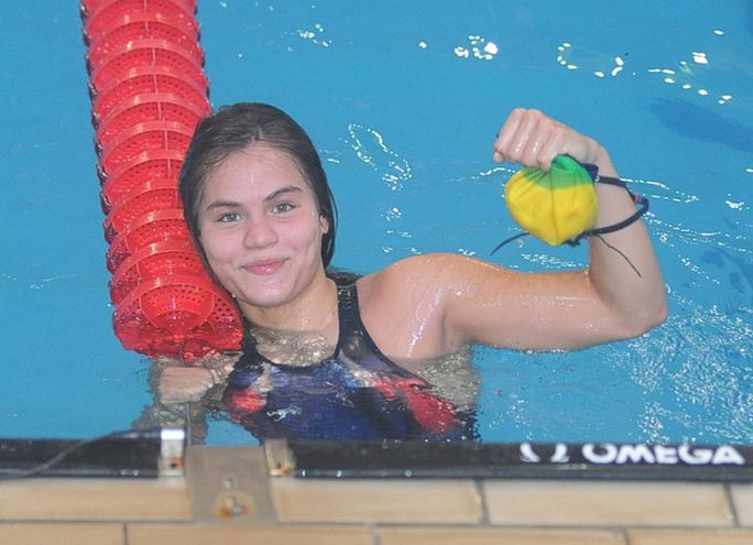 Luana Alonso, campeona sudamericana de su categoría, encabeza la delegación que va al Mundial de Budapest.