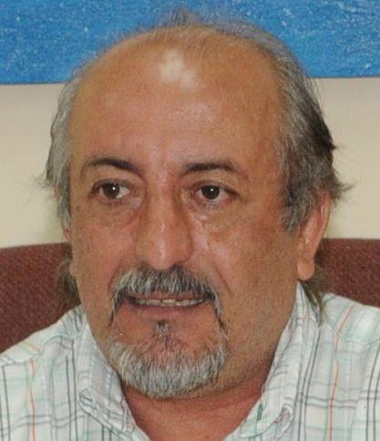El intendente Carlos César Haitter (PDP)