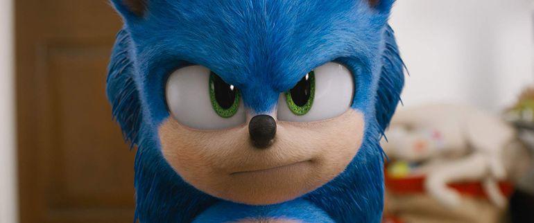 """""""Sonic: La Película""""."""