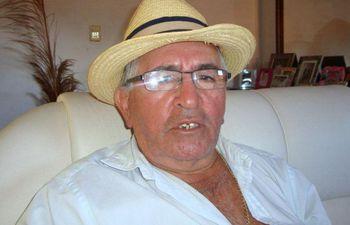 Félix Urbieta, ganadero secuestrado por el EML.