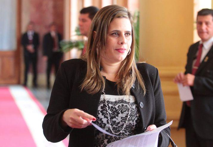 Diputada Kattya González