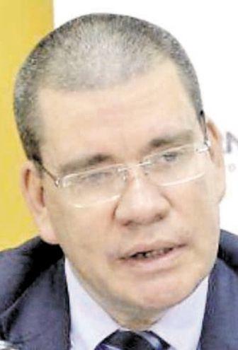 Antonio Barrios (ANR), senador.