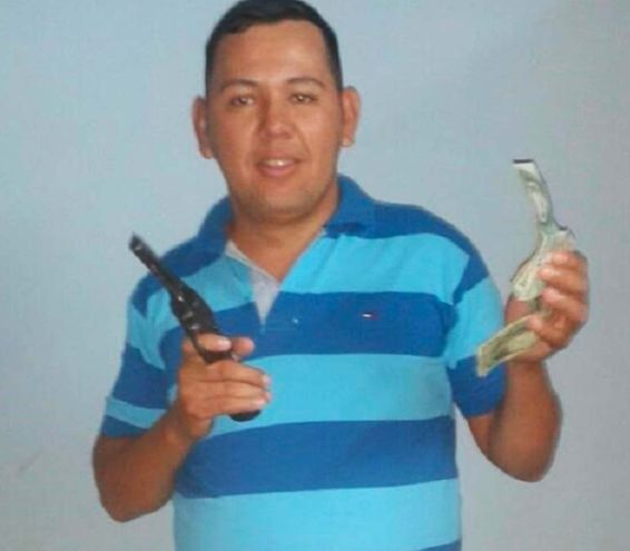 Hugo Marín Mendoza, prófugo.