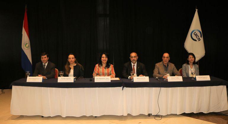 Vista general de los participantes del Foro Sudamericano de Conservación.