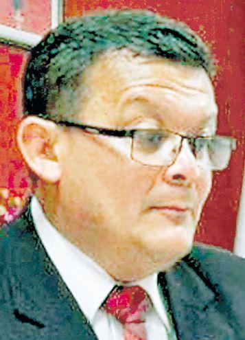 Odilón Turo, secretario general de Sifetramipar.