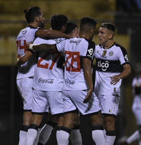 Rolón habló del rendimiento de Olimpia en el juego ante Guaraní