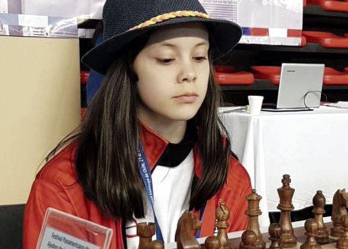 Helen Montiel fue la única que estuvo cerca de la clasificación a las finales de la categoría U14 en el Mundial Online de Ajedrez de Cadetes y Juveniles FIDE.