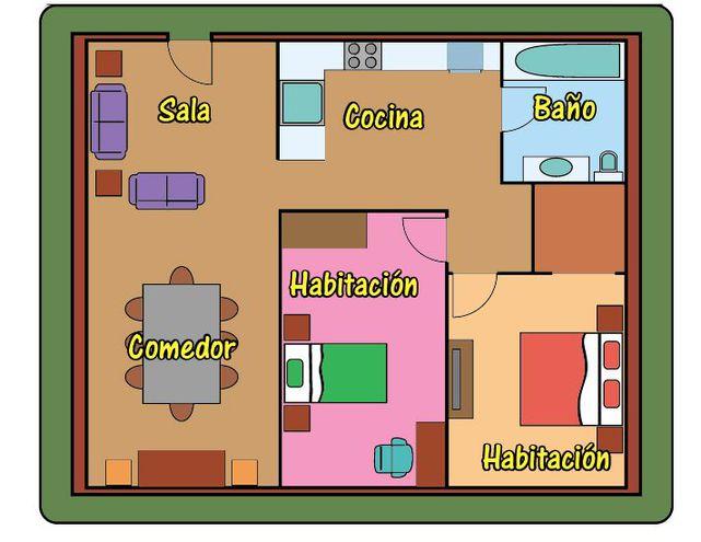 Planos Mapas Y Croquis Escolar Abc Color