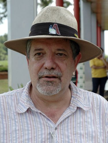 Ing. Agr. Héctor Cristaldo, presidente de la UGP.