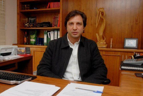 Conrado Hoeckle, propietario de la firma TOSA.