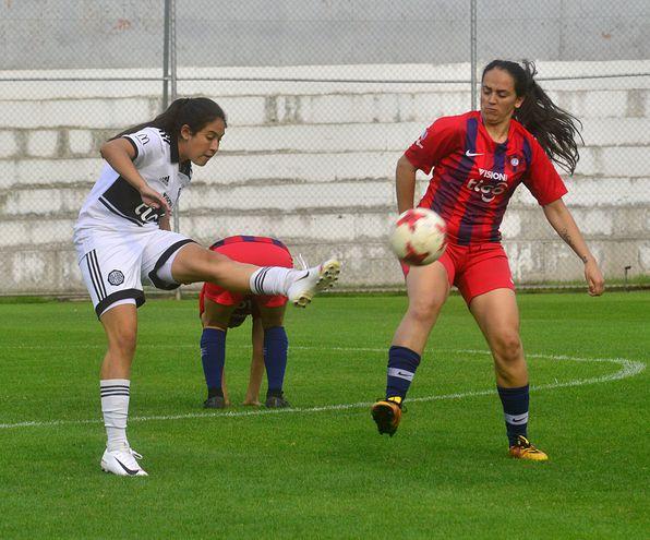 Cerro Porteño derrotó a Olimpia en el clásico femenino.