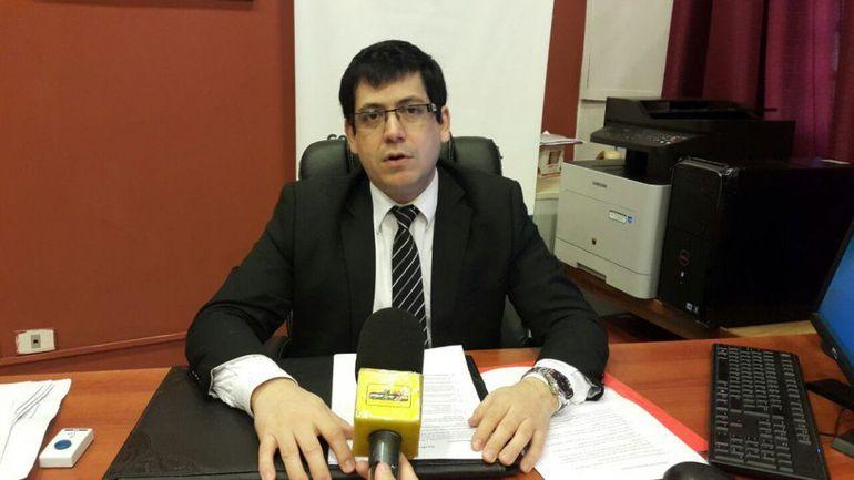 Raúl Latorre, diputado.