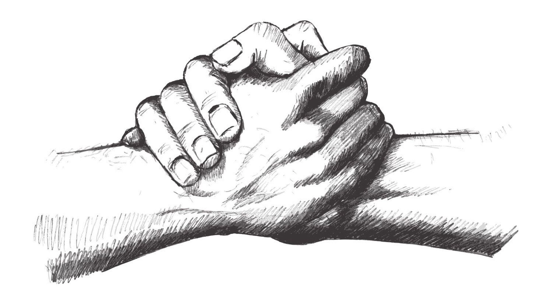 Saludos: el apretón de manos - Nosotras Revista - ABC Color