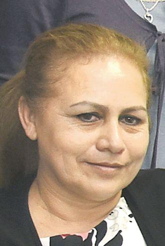 Adelaida Cañete, accionista de El Farol SA.